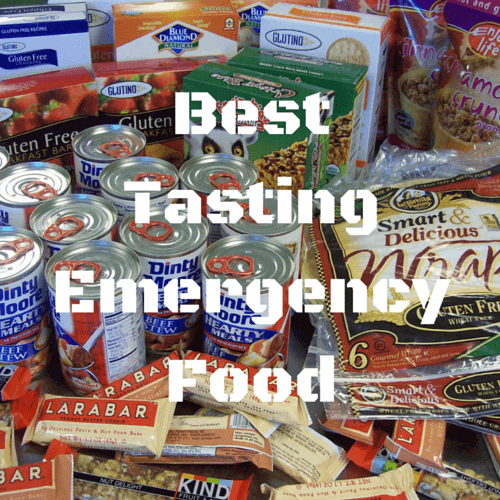 Best Tasting Emergency Food