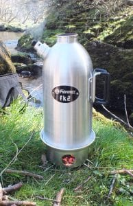 Petromax FK2 Kettle Review